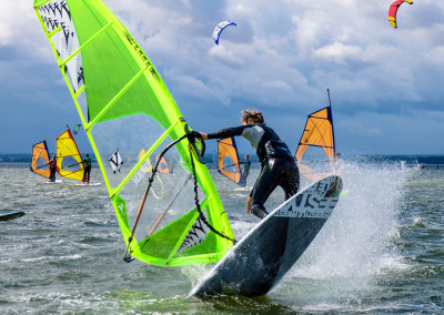 windsurfing lekcja freestyle